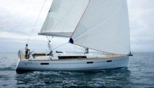 парусные яхты до 15 метров