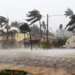 Карта тропических штормов