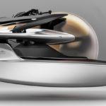 Трехместная субмарина Neptune от британского бренда Aston Martin