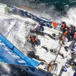 Volvo Ocean Race: Последний бой за позицию перед финишем в Лиссабоне