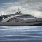 На судоверфи Cerri Cantieri Navali строят яхту для Р. Кавалли