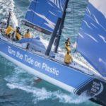 Одна из команд Volvo Ocean Race включила режим «невидимости»