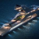 Мега-яхты будущего готовы к воплощению в жизнь