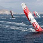 Кто же победит в 3 этапе Volvo Ocean Race: MAPFRE или Dongfeng?