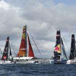 Начался заключительный этап Extreme Sailing Series