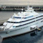 Блистательная яхта Lady Moura