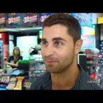 Австралийский Суперяхт интервью на канале 7 новостей 22 ноября 2011 года начинается в момент времени 1 минуту.МПГ