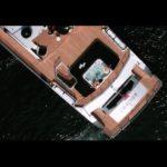 Призрак второй | гладкий плавания в гавани Сиднея