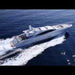 Супер-яхта Mangusta 165E от OverMarine