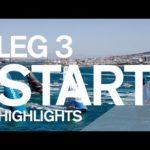 Нога 3 Начало Света | Гонка Вольво Океан