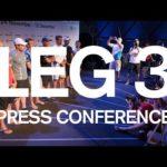Нога 3 Начало Судоводителям Пресс-Конференции