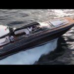 Роскошная яхта — Рива 63′ Виртус в багажнике Дюссельдорф 2017