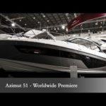 Азимут Атлантис 51 — Мировая Премьера