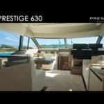 Престиж 630 — роскошные яхты престижем