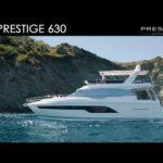 Престиж 630 — презентация — роскошные яхты престижем