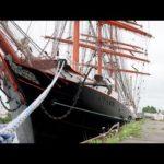 4К | 4 Мачтовый Барк «Седов» — крупнейший традиционно парусная лодка в мире