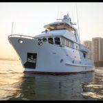 Беринг 65 — яхты стали траулер экспедиции