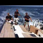 Солярис 55 — быстрое плавание