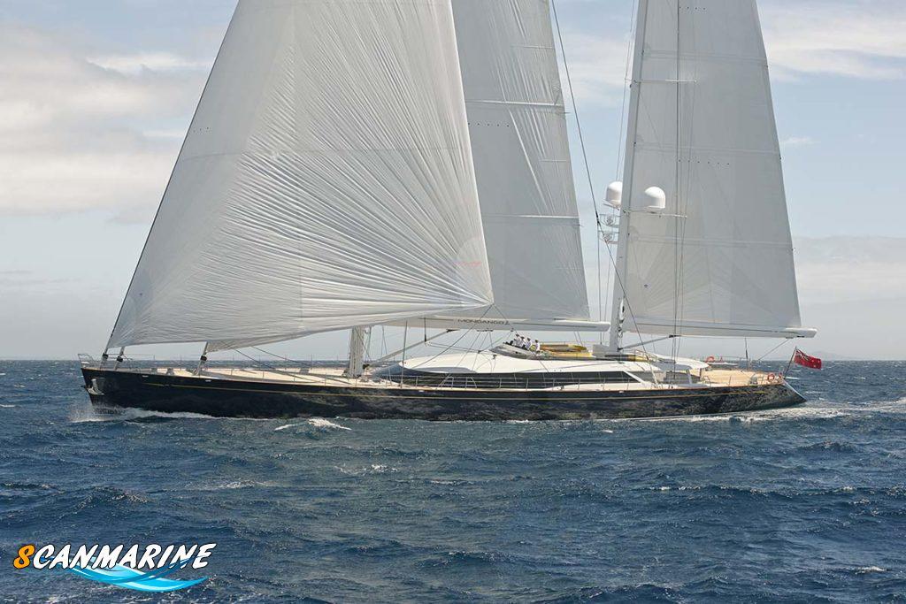 яхта Mondango 3