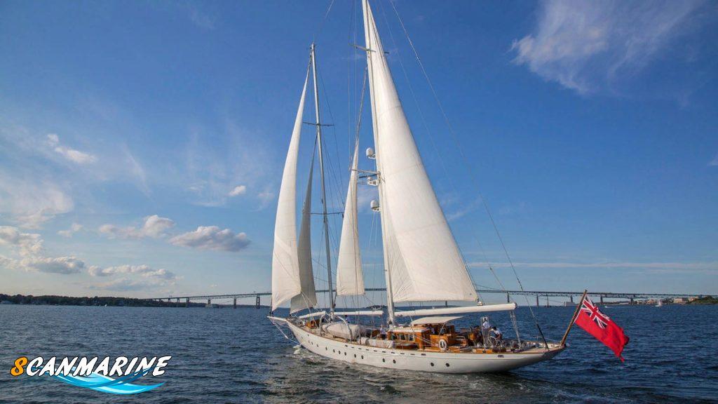 парусная яхта Jongert Gloria