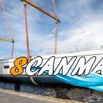 Lot 99: на борту первой парусной яхты Nautor's Swan 95S