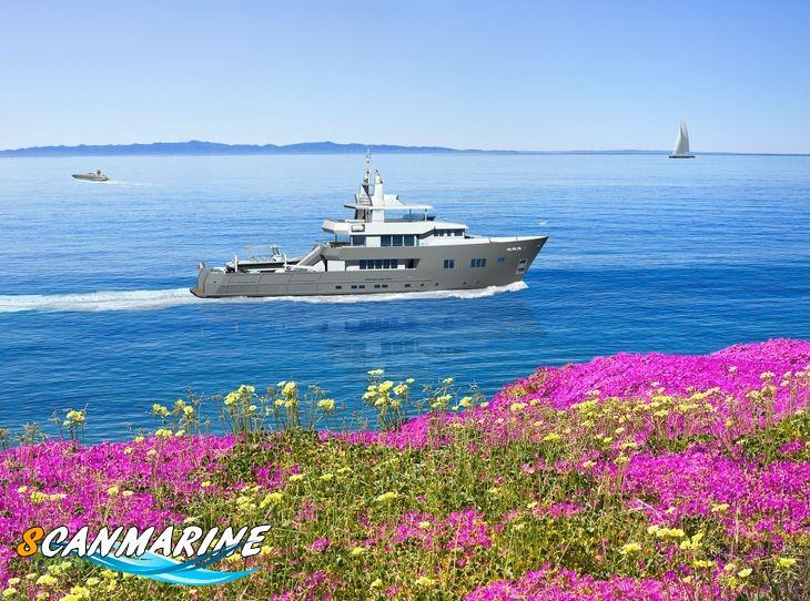 [:ru]Ocea Yachts и концепт новой 38-метровой яхты[:ua]Ocea Yachts і концепт нової 38-метрової яхти[:]