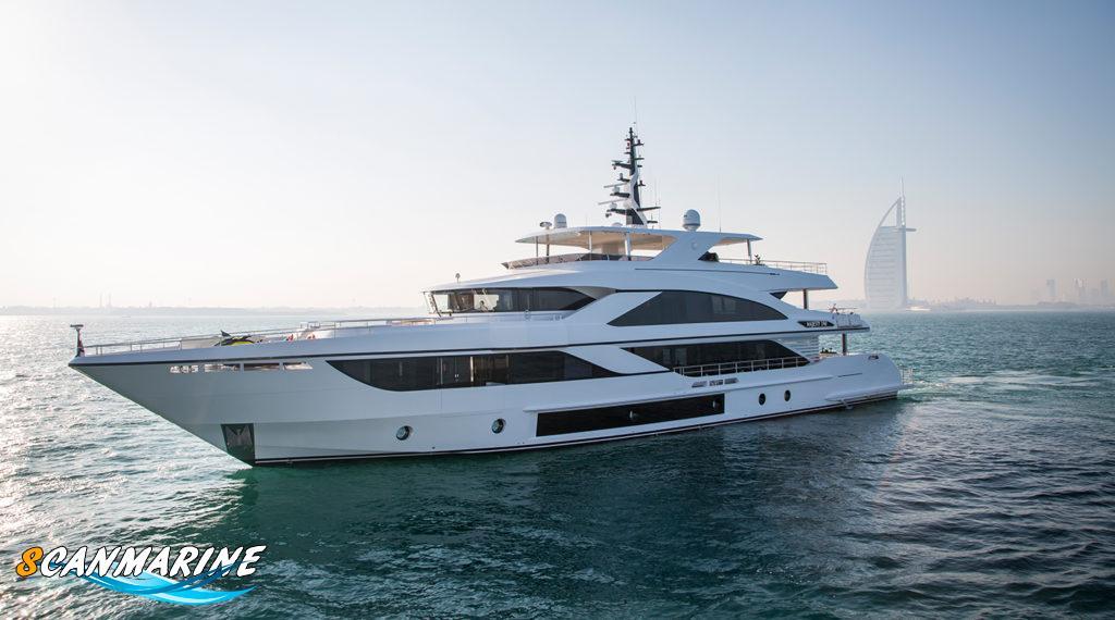 [:ru]Роскошная 42-метровая яхта Majesty 140 от верфи Gulf Craft[:ua]Розкішна 42-метрова яхта Majesty 140 від верфі Gulf Craft[:]