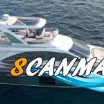 Компания Azimut Yachts передала Azimut 55 FLY владельцу