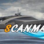 Новая яхта Freedom – изысканность для семейного круга