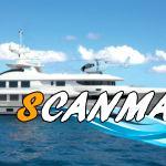 Новая яхта от Amels передана заказчику на неделю раньше
