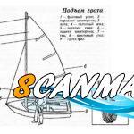 [:ru]Парусная яхта. Подготовка к отчаливанию[:ua]Парусна яхта. Підготовка до відчалювання[:]