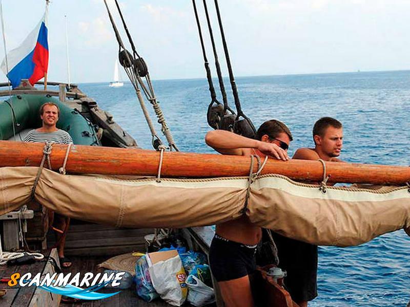 [:ru]Методичка яхтсмена. Уборка парусов[:ua]Методичка яхтсмена. Прибирання вітрил[:]