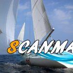 Как идти против ветра на парусной яхте