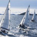 Методичка яхтсмена: крен яхты, причины и способы выровнять судно
