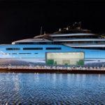 Миллиардер из Великобритании «с размахом» украсил интерьер своей яхты