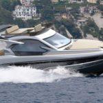 Мини-яхта Galeon-360 FLY