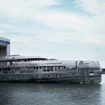 Electra – новая 50-метровая гибридная супер-яхта от Heesen