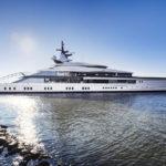 Project Bravo от судостроительной компании Oceanco
