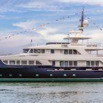 {:ru}Codecasa выпускает новую 43-метровую яхту Vintage серии{:}{:ua}Codecasa випускає нову 43-метрову яхту Vintage серії{:}