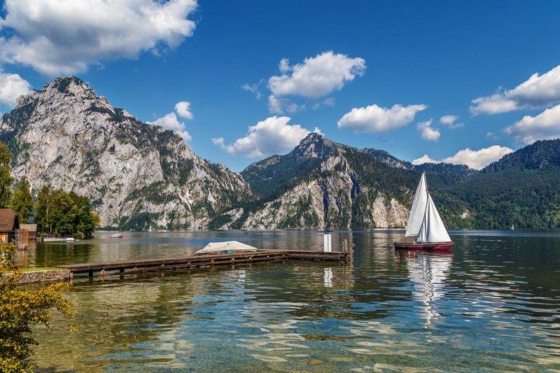 аренда яхты в Австрии
