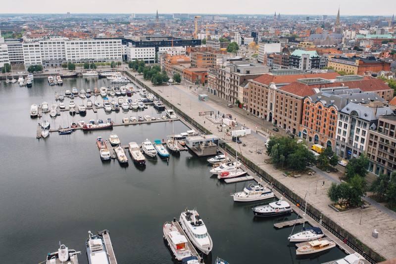 аренда яхты в Бельгии