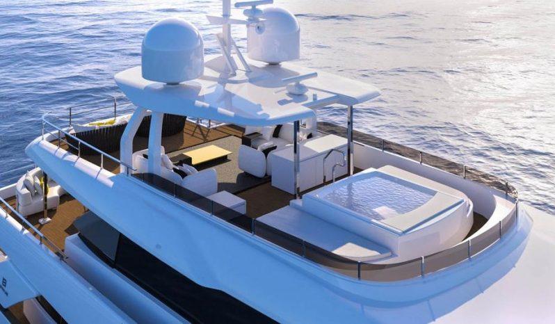Моторная яхта DECEMBER SIX full