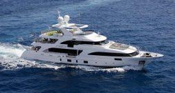 Моторная яхта Edesia