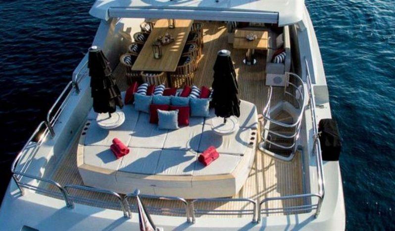 Моторная яхта Emoji full