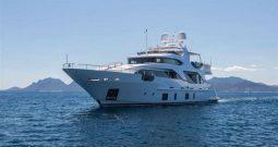 Моторная яхта GALA