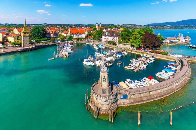 аренда яхты в Германии