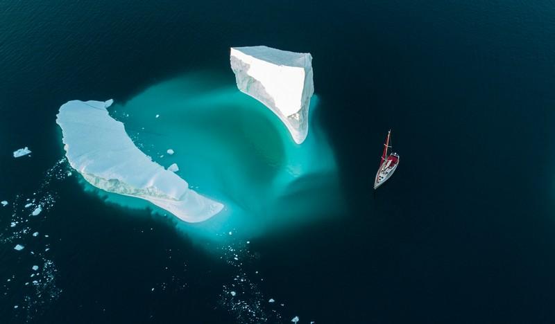 аренда яхты в Исландии