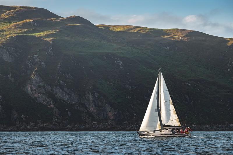 аренда яхты в Ирландии