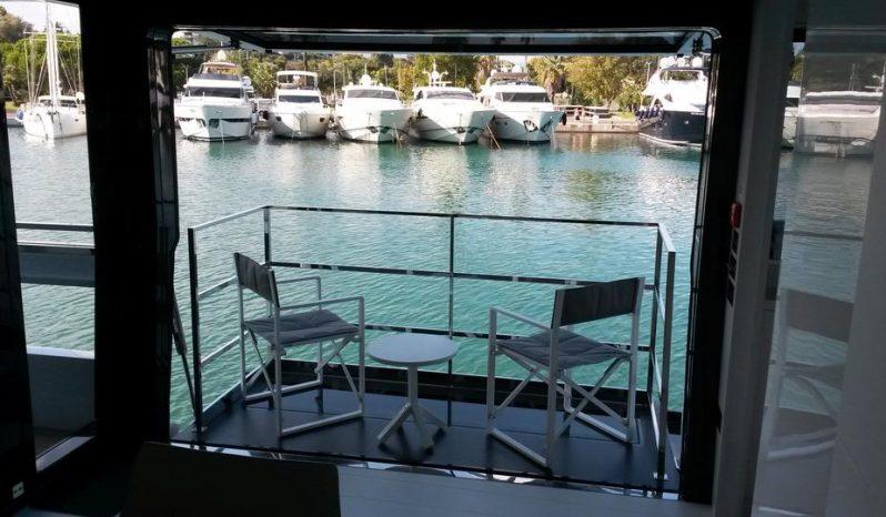Моторная яхта JURATA full