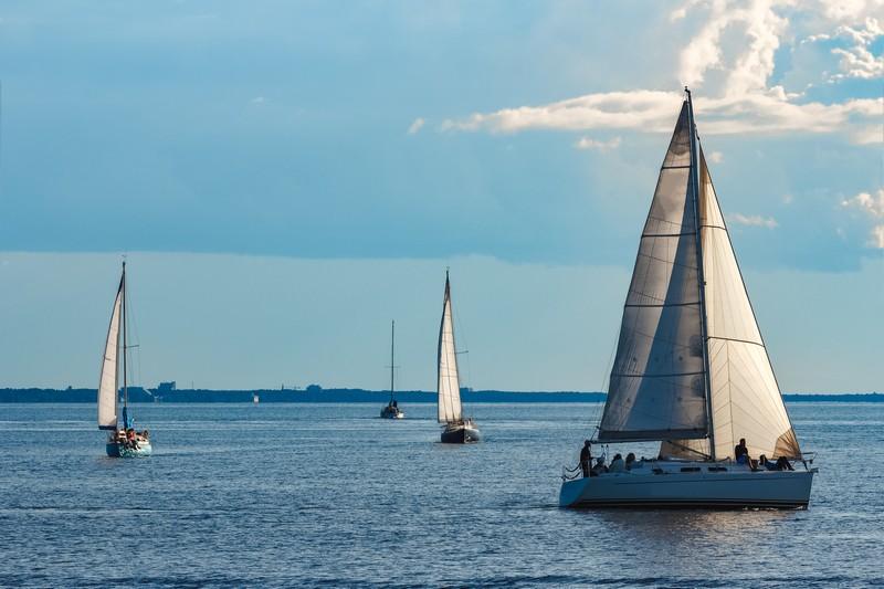 аренда яхты в Латвии